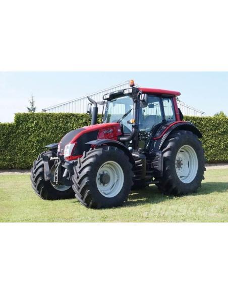 Valtra N103 / N113 / N123 / N143 tractor service manual - Valtra manuals