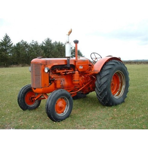 Case IH 350. 500B, 600B tractor pdf manual de servicio - Case IH manuales