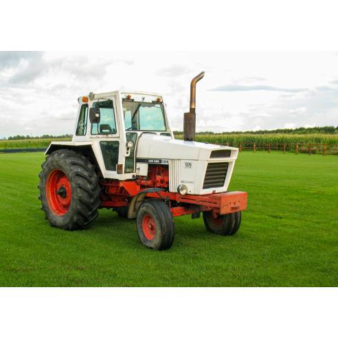 Manuel d'entretien du tracteur Case IH 1270, 1370, 1570 PDF - Case IH manuels