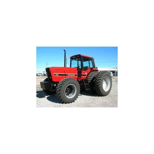 Manuel de réparation PDF du tracteur Case IH 5088, 5288, 5488 - Case IH manuels