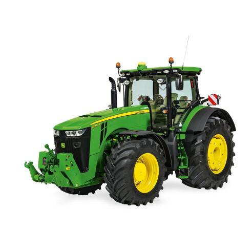 John Deere 8245R, 8270R, 8295R, 8320R, 8335R, 8345R, 8370R, 8400R tractor pdf operator's manual  - John Deere manuals