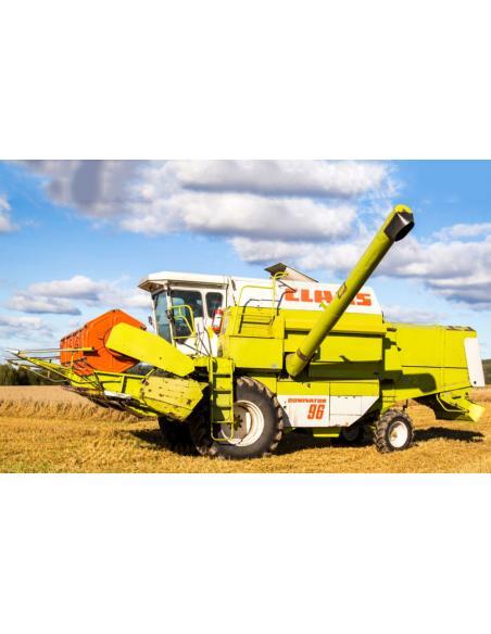 Claas Dominator 56 - 106 combine harvester repair manual-Claas