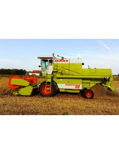 Claas Dominator 38 - 68 combine harvester repair manual-Claas