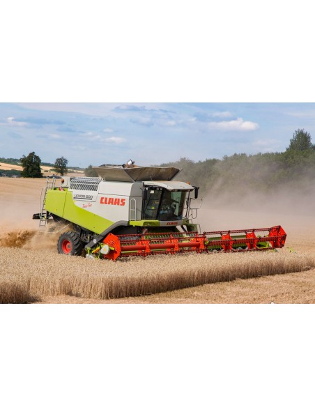 Repair manual for Claas Lexion 600-560 TerraTrac combine harvester, PDF-Claas
