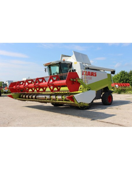Operator's manual for Claas Lexion 480, 470 combine harvester, PDF-Claas