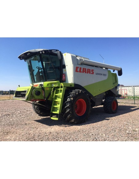 Operator's manual for Claas Lexion 560 / 550, LEXION 540 / 540 C, Lexion 530 / 520 / 510 combine harvester, PDF-Claas