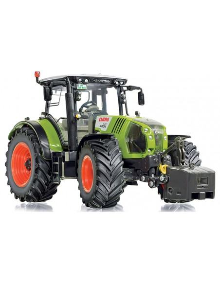 Operator's manual for Claas 	Arion 510 - 540 CEBIS, 610 - 640 CEBIS tractor, PDF-Claas
