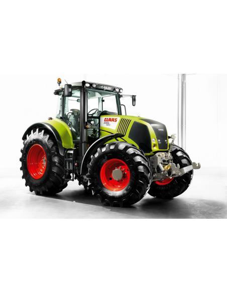 Claas Axion 810 - 820 - 830 - 840 - 850 CEBIS tractor operator's manual, PDF-Claas