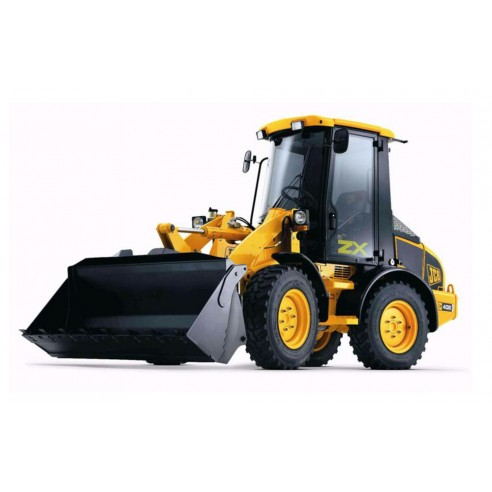 Manual de servicio del cargador de ruedas jcb 406-407-408-409 - JCB manuales