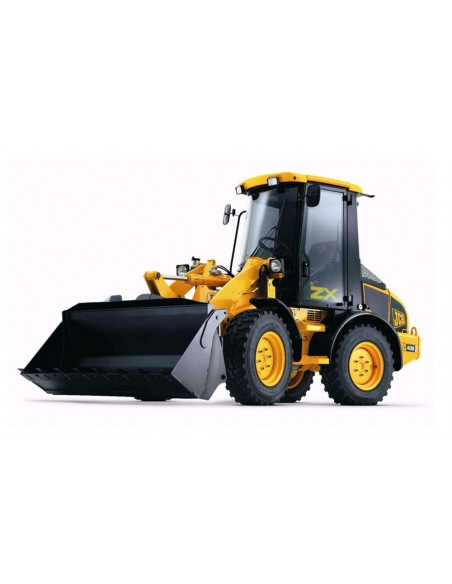 Jcb 407B ZX - 408B ZX - 409B Z - 410B ZX - 411B ZX wheel loader service manual - JCB manuals