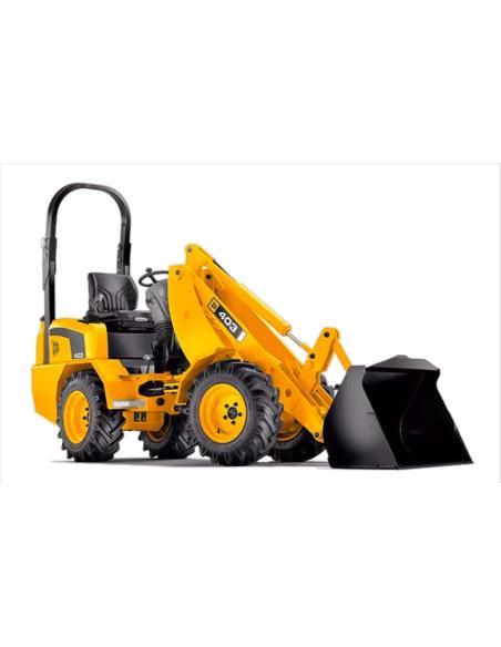 Jcb 403 wheel loader service manual - JCB manuals