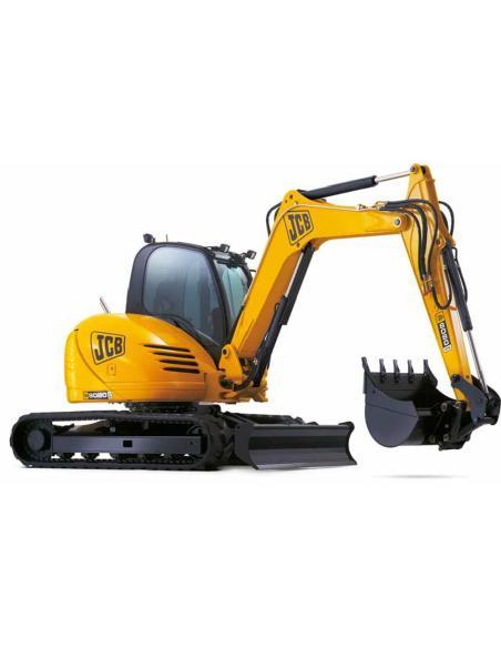 Service manual for JCB 8080 mini excavator, PDF-JCB