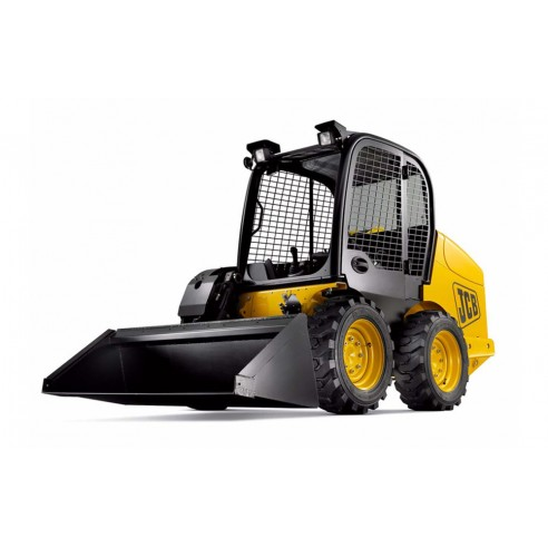 Service manual for JCB Robot 190 and 1110 skid loader, PDF