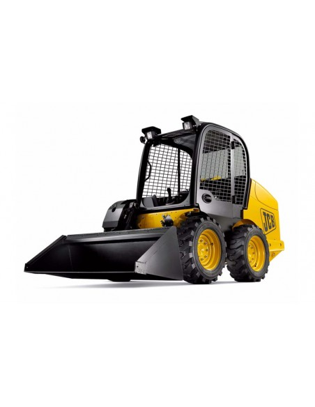 Service manual for JCB Robot 190 and 1110 skid loader, PDF-JCB