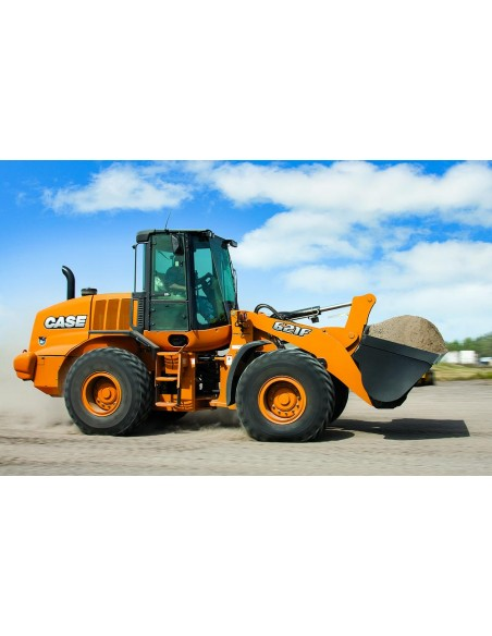 Case 621F, 721F, TIER 4 wheel loader operator's manual - Case manuals