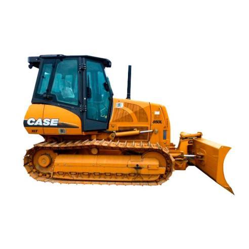 Manuel de l'opérateur pour bulldozer Case 750L, 850L - Case manuels