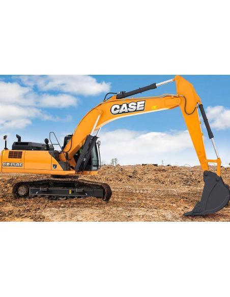 Case CX350C Tier 4 excavator operator's manual - Case manuals