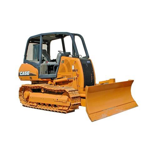 Manuel de réparation de bulldozer Case 650K, 750K, 850K - Case manuels