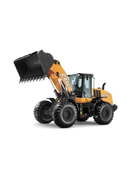 Case 821E Tier3 wheel loader service manual - Case manuals