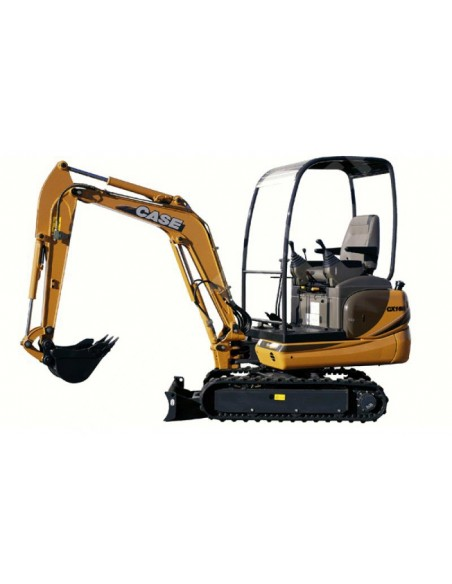 Case CX16B, CX18B mini excavator service manual - Case manuals