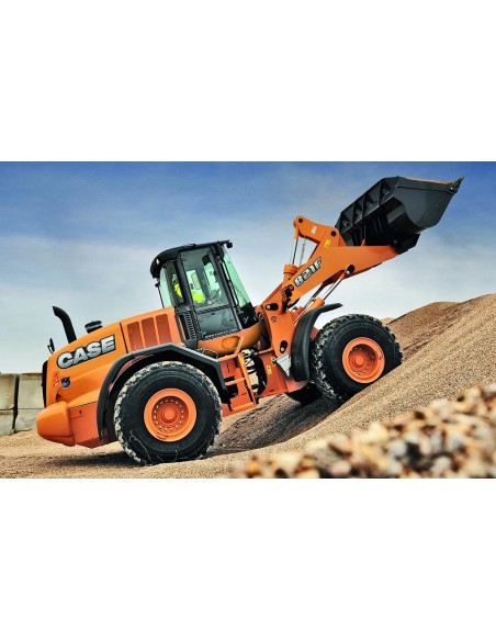 Service manual for Case 821F, 921F Tier 4B wheel loader, PDF-Case
