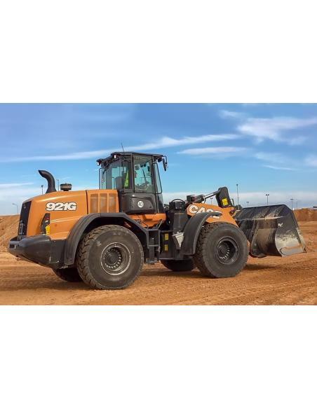 Case 821G, 921G wheel loader service manual - Case manuals
