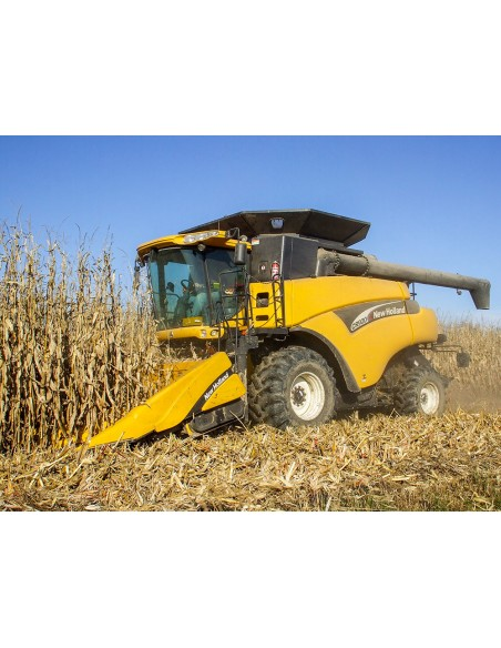New Holland CR920, CR940, CR960, CR970 combine harvester service manual-New Holland Agriculture