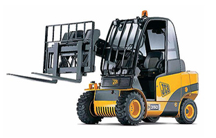 Telehandler manuals